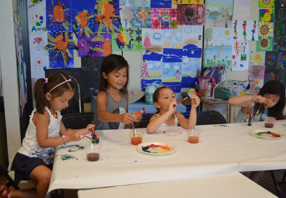 Maine Arts Camp Has Discounted Openings >> Summer Art Camps The Center For Contemporary Art