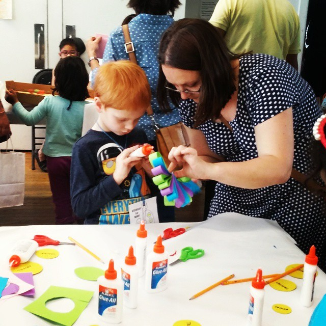 Hooray for May! #ccabedminster #TheCenterForContemporaryArt #HoorayforMay #familyfun #njkids #njart #familyfundayRead…