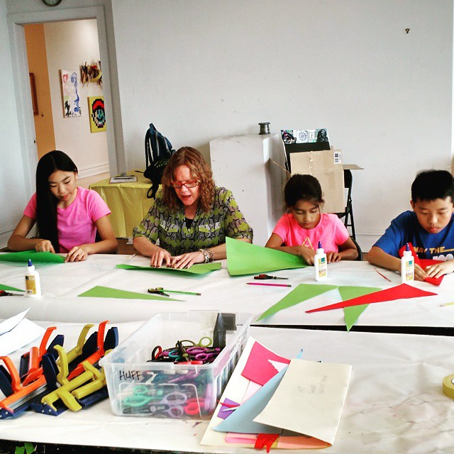 Summer Art Camps have begun! There is still time tohellip