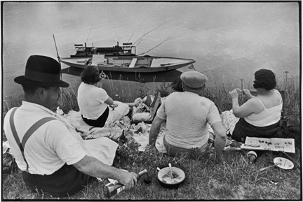 photo by Cartier-Bresson