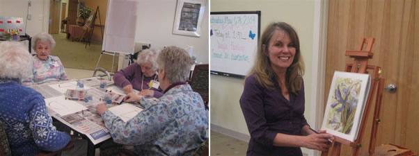 Outreach Partnership with Adult Day Center, Basking Ridge