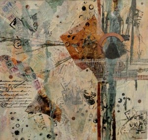 """Award of Excellence: """"My Imagination"""" by Gay Billich"""