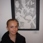 Youth Art Month Artist 2012