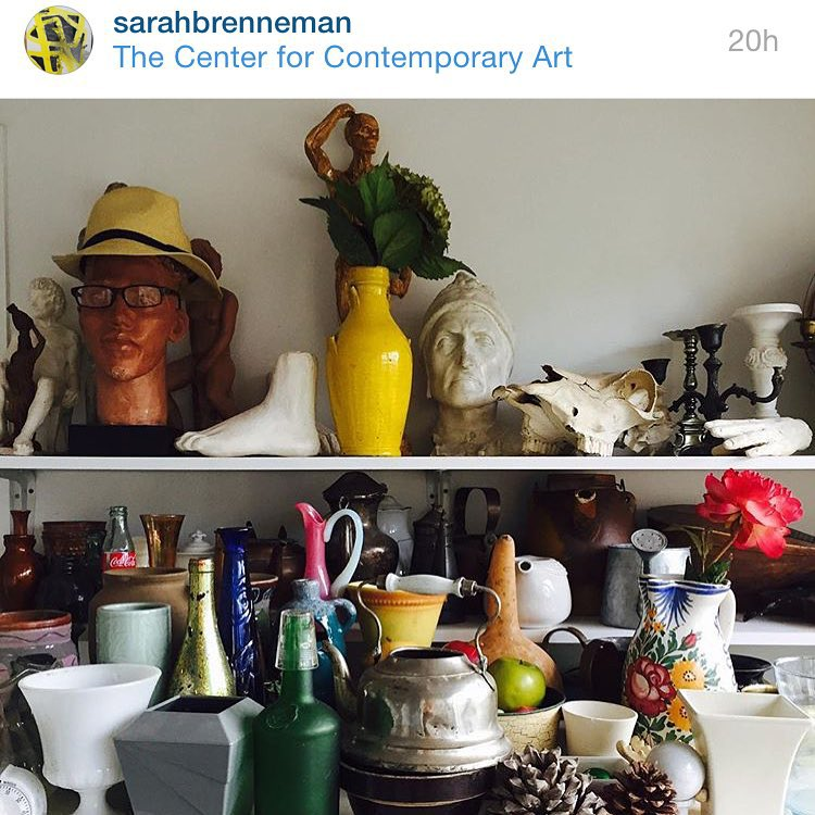 Regram from sarahbrenneman thanks for sharing! objectshelf thecenterforcontemporaryart ccabedminsterRead morehellip