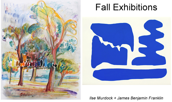 Fall Exhibitions